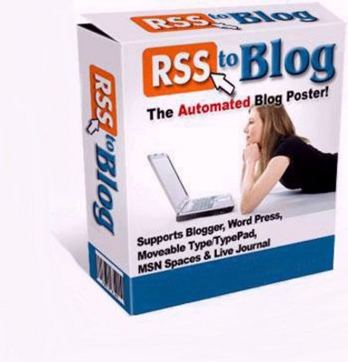 Product picture RSS2BLOG