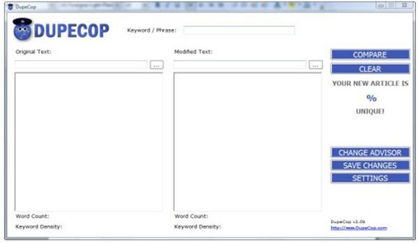 Product picture Duper COP Desktop rewrite article